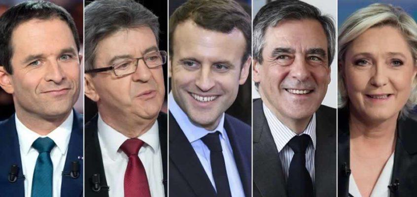 Conheça os candidatos a Presidente da França (vídeo em francês)