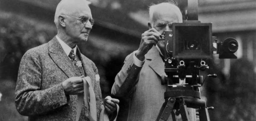 A origem do cinema com os irmãos Lumière
