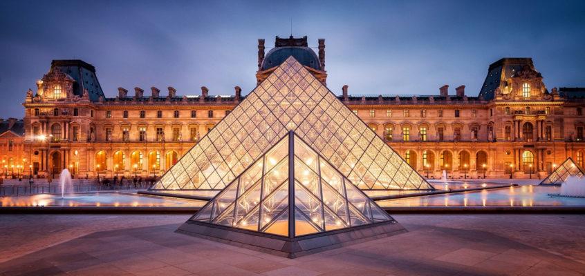 O Museu do Louvre combina arte e história – conheça e faça um tour virtual!